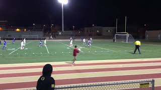 Sahuarita high school vs Nogales high school 12/17/18