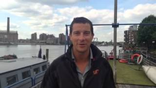 Bear Grylls on British Exploring