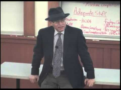 "Richard Sandor , Founder of Chicago Climate Exchange - ""Good Derivatives"" (4/12/12)"