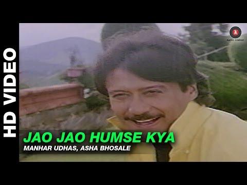 Jao Jao Humse Kya - Mera Dharam | Manhar Udhas & Asha Bhosle | Jackie Shroff & Amrita Singh