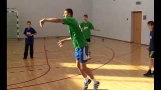 В ДЮСШ №2 подрастают новые мастера гандбола
