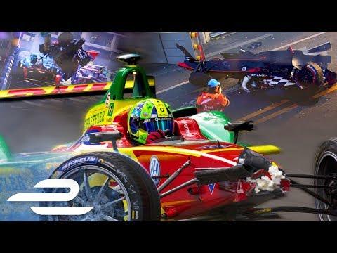 Formula E's 3rd Birthday! 🎂 (Best Highlights From 3 Seasons)