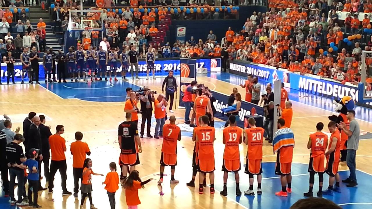 Mitteldeutscher Basketball