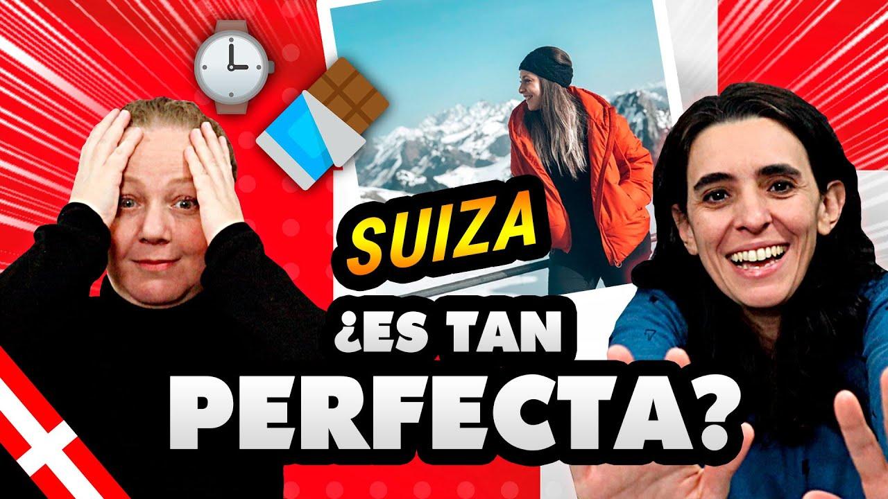 Una ARGENTINA viviendo en SUIZA | Cómo es VIVIR y TRABAJAR en SUIZA ft Micaela López