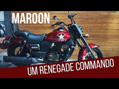 UM Renegade Commando | Limited Maroon Color | Walk Around