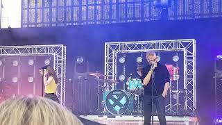CHVRCHES - MY ENEMY FT. MATT BERNINGER  (live @ Ahoi! The Full Hit Of Summer Festival Linz 2018)