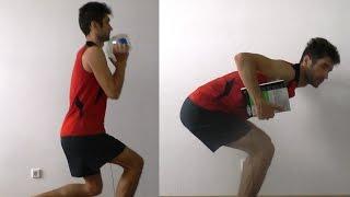Комплекс из 4 жиросжигающих упражнений - тренировка для сжигания жира в домашних условиях
