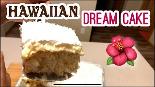 How to make a Hawaiian Dream Cake