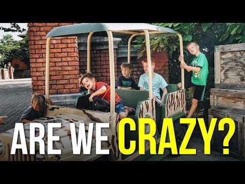 TRAVEL LIFE WITH 5 BOYS IN AN RV – Family Travel Megavlog #5