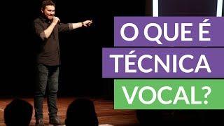 O QUE É TÉCNICA VOCAL? | Full Voice Studios