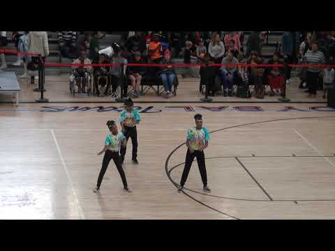 Beyond The Bell Dance Winter Competition 2018 Bret Harte Preparatory Middle School Performance Mashu