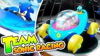 ¡De vuelta en Ocean View! - 02 - Team Sonic Racing (PS4 PRO) DSimphony