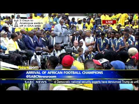 Irvin Khoza praises Masandawana