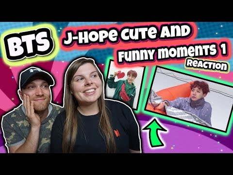BTS J-Hope (방탄소년단) J-Hope Cute And Funny Moments 1 Reaction
