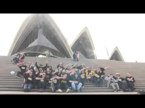 SVSG Sydney TEAM BRAVE