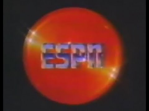 1979 - ESPN commercials - First Day / 3 months: SportsCenter, NCAA