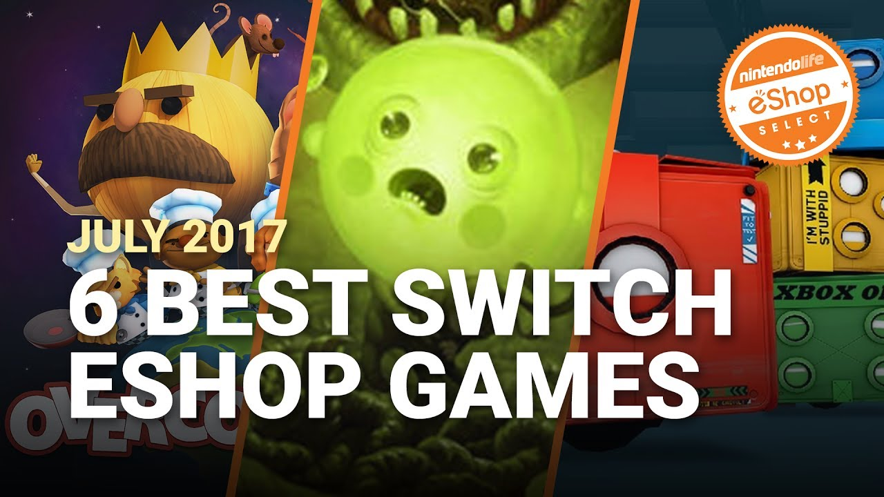 The 10 BEST Nintendo Switch eShop Games SO FAR! #2 - YouTube