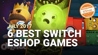 The 6 Best Eshop Games On Nintendo Switch   July 2017 | Nintendo Life Eshop Selects