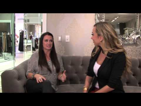 Kyle Richards On Real Housewives of Beverly Hills Season 3, Marriage, Kids & New Boutique