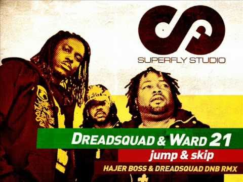 SF003 Dreadsquad feat. Ward 21 - Jump & skip / Lady Chann - Money ah dem god