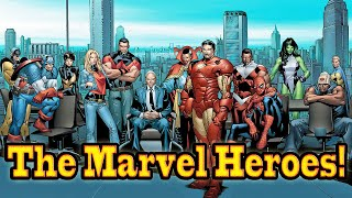 Marvel Super Hero Squad Online All Heroes and Heroups- 720p HD