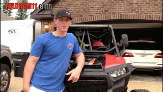 UPDATE ON THE MADRAM11 TURBO RZR WITH RACE REPORT