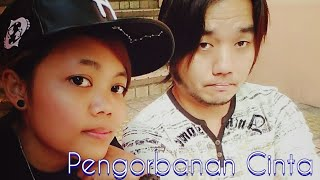 Pengorbanan Cinta Setia band ( acoustic cover ) Riyani