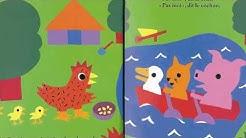 la petite poule rousse - lecture - maternelle