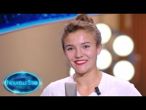 MADELEINE - Auditions – Nouvelle Star 2017