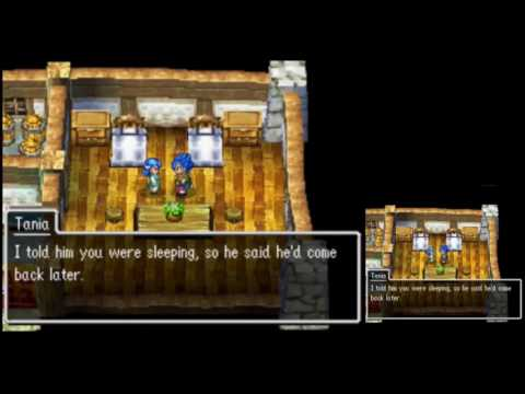 Dragon Quest VI [DS] (No Commentary) #002, Prologue; Weaver's Peak: A Job for a Hero
