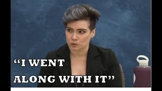 Monica Rial Deposition: She Let Vic Mignogna Kiss Her! (Highlights)
