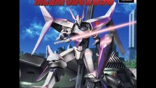 【BGM】 Megatudo 2096 【PS】 メガチュード2096 (PLAYSTATION - SOUNDTRACK - OST - MUSIC - BANPRESTO - 1996)