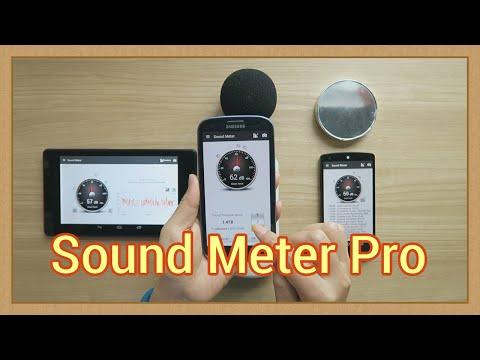 Sound Meter Pro V2.5 (Smart Tools)