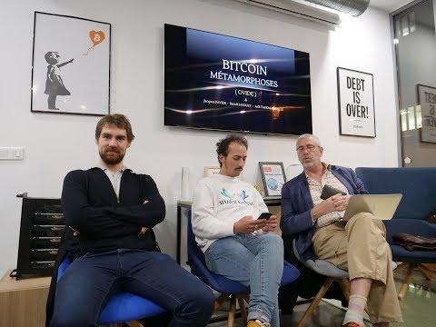 Bitcoin Métamorphoses - De l'or des fous à l'or numérique ?