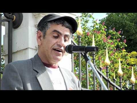 1 Mai Allocution Mohamed Ben Henda Association tunisienne de Genève