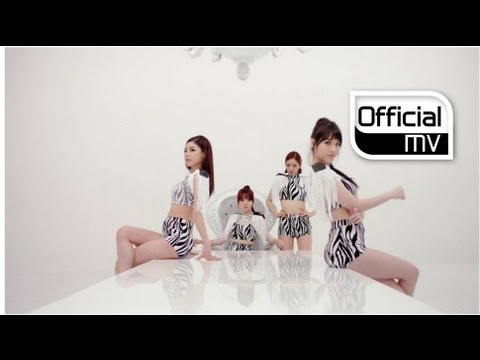[MV] GIRL'S DAY(걸스데이) _ FEMALE PRESIDENT(여자대통령)