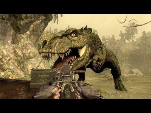 10 классных игр про динозавров!
