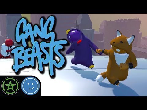Let's Play - More Gang Beasts With Kinda Funny