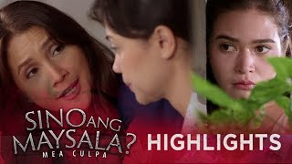 Juris finds out that Dolores is helping Fina | Sino Ang Maysala (With Eng Subs)