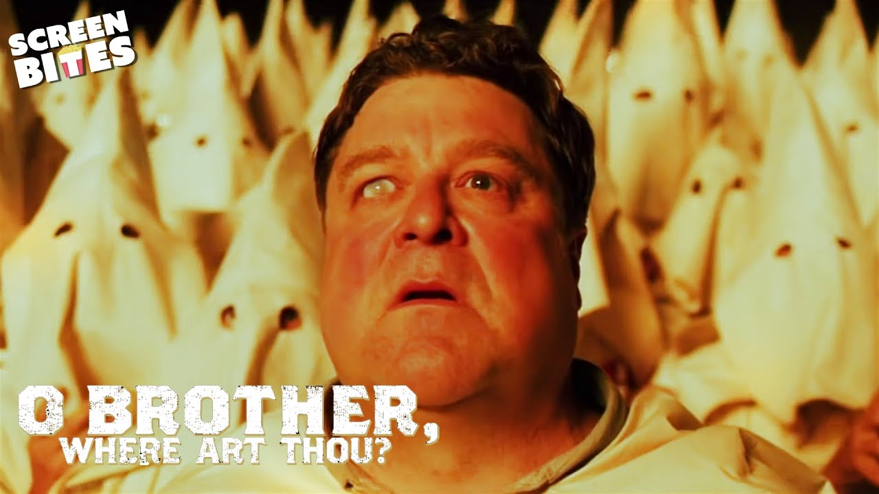 Download The Soggy Bottom Boys Against the Ku Klux Klan | O Brother, Where Art Thou? | SceneScreen