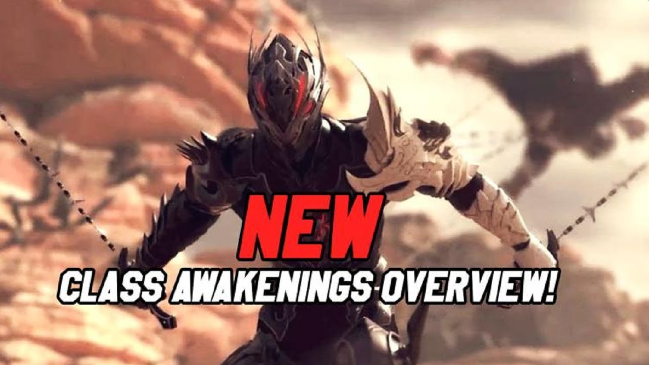 Blade & Soul - Elements Removed + New Skills (Awakening Overview)