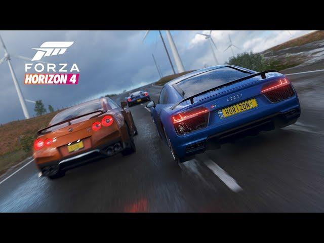 Forza Horizon 4 Update Will Add New Achievements