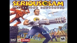 GAME PLAY SERIOUS SAM ON AMD 5450 2GBRAM DDR3