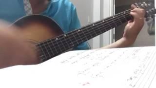Boulevard - guitar cover
