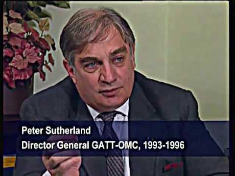 Del GATT a la OMC.