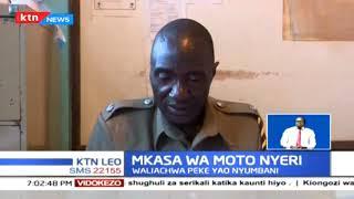 Watoto wawili mapacha wamefariki baada ya nyumba yao kuteketezwa na moto