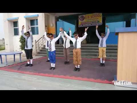 15 August celebrate in gd school