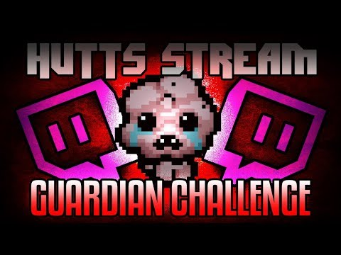 Guardian Challenge - Hutts Streams Afterbirth+