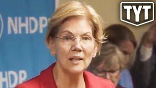 Elizabeth Warren Dodges TYT Question