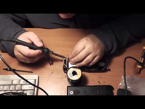 видео: Ремонтируем Китайский Электро шокер jsj 704 - Обзор